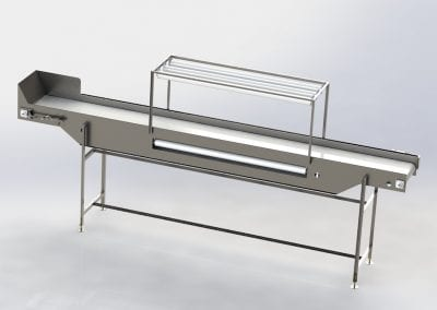 Product Inspection Conveyor
