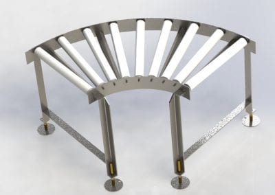 Roller/Gravity Conveyor