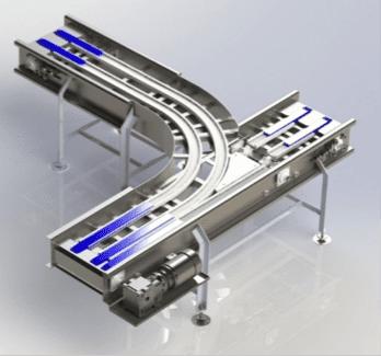 Spur Conveyor