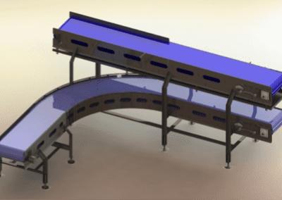 Full/Empty Box Conveyor
